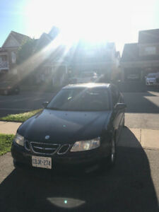 2006 Saab 9-3 Turbo. 154000 km .  $800 AS IS.