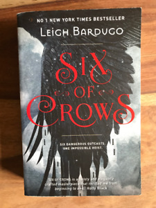 Six of Crows by Leigh Bardugo - Paperback $4