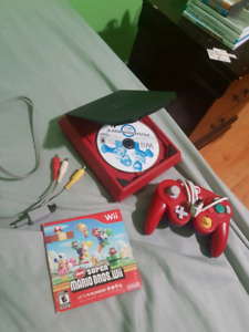 Wii mini with accessories(please read)