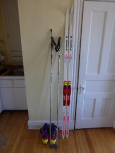kit ski skating