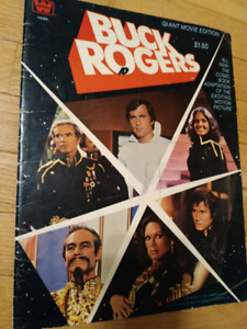 Buck Rogers. Giant movie edition comic