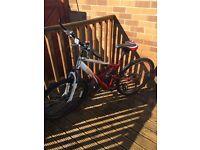 Apollo fs26 full size mens boys mountain bike