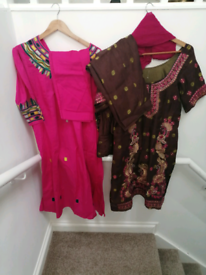Asian clothes 16/18
