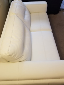 A White Couch for Sale