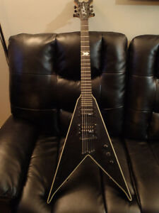 B.C Rich Special Edition Jr-V Electric Guitar