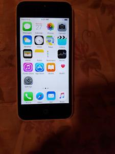 Iphone 5c- mint - unlocked