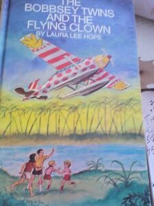 The Bobbsey Twins and the Flying Clown/Heartbeat Thrift Store