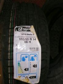 Car tyre 14