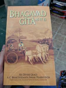 Bhagavad Gita Brand New Book
