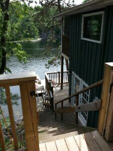 Charleston Lake Cottage For Rent