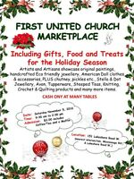 FIRST UNITED CHURCH MARKETPLACE