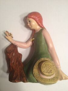 NEW Anne of Green Gables Figurine NIB - Delivery