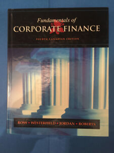 Fundamentals of corporate finance buy or sell books in ottawa fundamentals of corporate finance 4th canadian edition fandeluxe Images