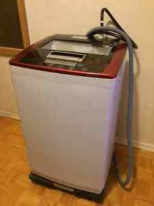 Portable washing machine, great for apartment