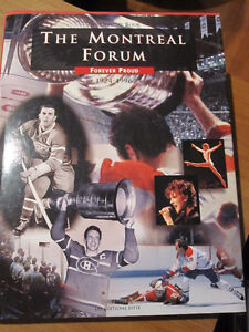 The Montreal Forum Forever Proud - The Official Book,1924-1996