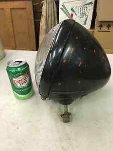 1930's tear Drop Guide Tiltray Headlight Chev Ford Dodge