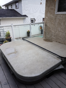 Pacific Spa Hot Tub