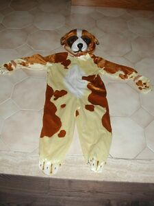 COSTUME D'HALLOWEEN  CHIEN 2-3 ANS