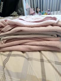 4x bath robes