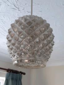 2 lampshades