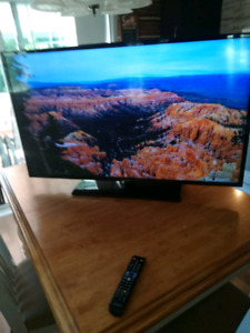 "Samsung 50"" full hd Smart tv"