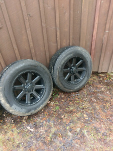 GM tires and wheels