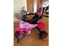 Injusa , Girls Baby Push Bike