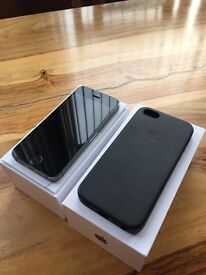 iPhone 5S GREAT CONDITION 16gb EE & Leather Case