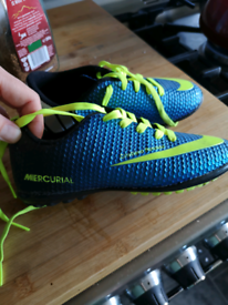 Kids football boots