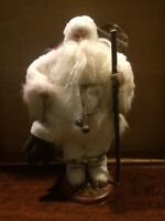 Hand Crafted Santa/Old Guy