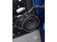 Mazda 6 bose speaker