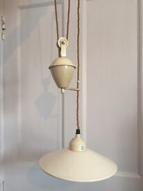 Vintage French style ceiling light