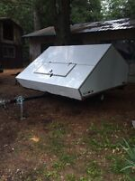 Enclosed Snowmobile Trailer (near Belleville, ON)