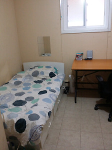 Spring sublet lowered