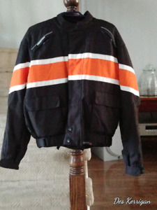 Motorcycle Jacket Excellent Condition