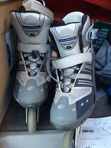 patins à roues alignées