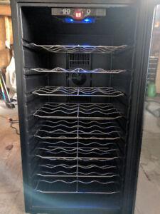 AKNY 32 Bottle Wine Cooler