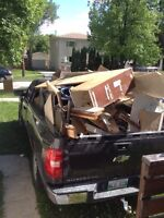 Garbage & Junk Removal Fast Same day Affordable