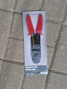 Tool Bench Wire Stripper 7 2/3 in - 19.5cm