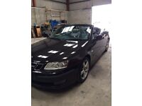 2003 SAAB CONVERTIBLE FACE LIFT MODLE!!NEWRY!!