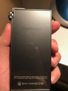 Selling Astell & Kern AK100 II Mint Condition **Rarely Used**