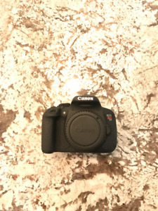 Canon Rebel T5i DSLR WITH 2 LENSES, CHARGER AND TRAVEL BAG!!!