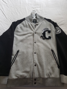 Vintage Crooks and Castles Cardigan Mens Fashion