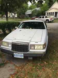 1989 Lincoln Mark Series Coupe (2 door)