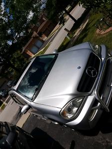 2004 Mercedes Benz ml350 Elegence 4wd - $5000