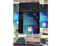 Apple iPad mini v3 16gb with warranty wifi only