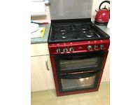 Red new world cooker