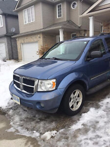 2007 Dodge Durango SUV, Crossover, E-tested