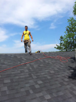 ROOFING/ EAVESTROUGHS/ ANIMAL PROOFING