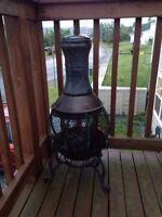 Medium size stove